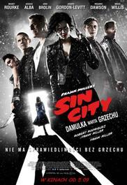 Sin City 2: Damulka warta grzechu