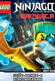 Lego Ninjago REAKTYWACJA odcinki 1 - 4