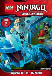 LEGO Ninjago, Turniej Żywiołów, Część 2 (odcinki 40-44)