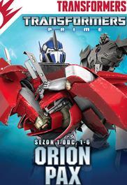 Transformers: Prime sezon 1 odc. 1-6