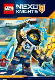 Lego Nexo Kights odc. 1-5