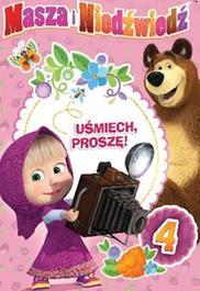 Masza i Niedźwiedż, sezon 2, cz. 4: Uśmiech proszę