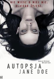 Autopsja Jane Doe - opis filmu