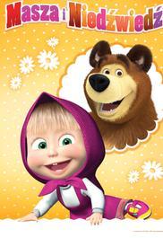Masza i Niedźwiedź, sezon 3 - opis filmu