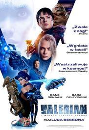 Valerian i miasto tysiąca planet - opis filmu