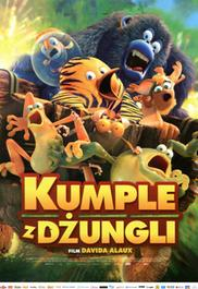 Kumple z dżungli - opis filmu