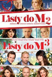 2 świąteczne filmy za 4,90zł. LISTY DO M 2 I 3