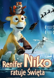Renifer Niko Ratuje Święta