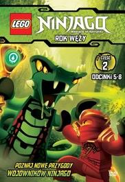 LEGO NINJAGO Rok Węży części 5 - 8
