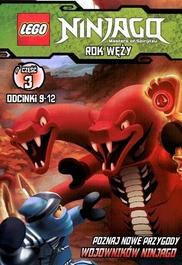 LEGO NINJAGO Rok Węży części 9 - 12
